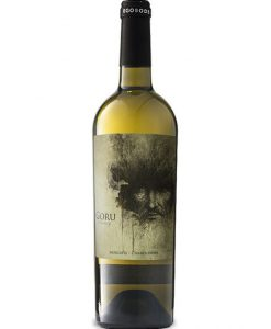 El Goru Blanco Moscatel Chardonnay