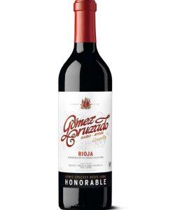Honorable Gómez Cruzado Rioja