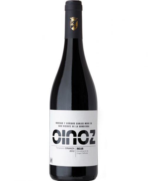 Oinoz Crianza Carlos Moro Rioja