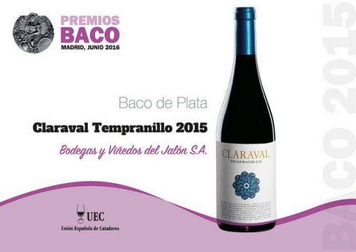 Claraval Premios Baco