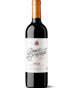 Gómez Cruzado Reserva Botella