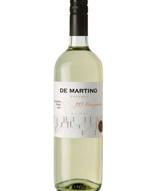 347 Vineyards de Martino Sauvignon Blanco Chile