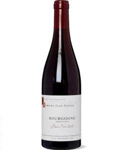 Domaine Jean Guiton Bourgogne Rouge Pinot Noir Borgoña