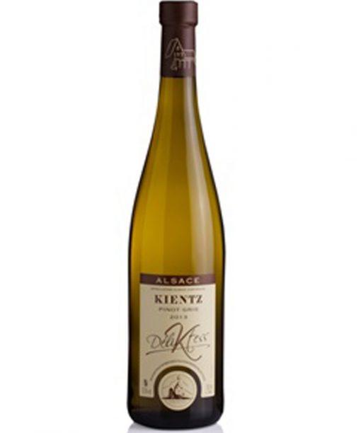 Kientz Deliktess Pinot Gris Vino Blanco de Alsacia