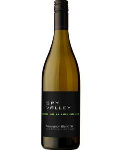 Spy Valley Sauvignon Blanc Marlborough Nueva Zelanda