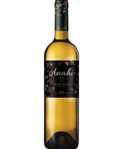 Anahí Rioja Semiseco Vino Blanco