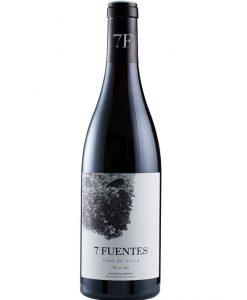 7 Fuentes Suerte del Marqués Tenerife Vino Tinto