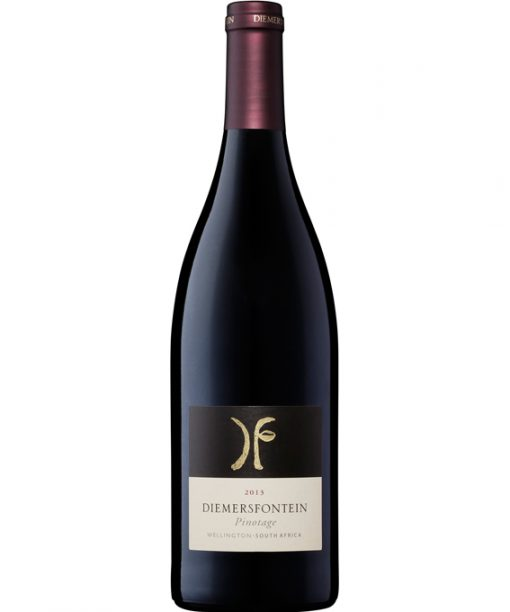Diemersfontein Pinotage Vino Tinto de Sudafrica