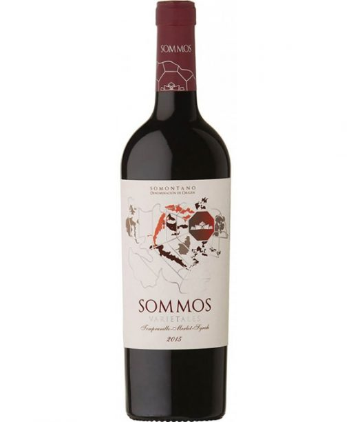 Sommos Tinto Varietales